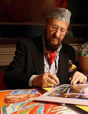 Ernst Fuchs (artist) - Ernst Fuchs, 2007