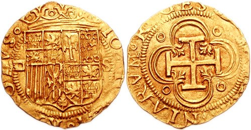 Escudo Juana-Carlos I