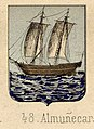 Escudo de Almuñecar (Piferrer, 1860).jpg