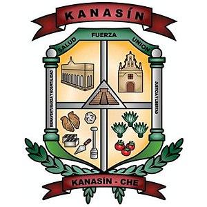 Kanasín Municipality - Image: Escudokanasin