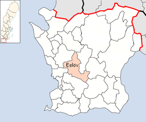 Eslöv Municipality in Scania County.png