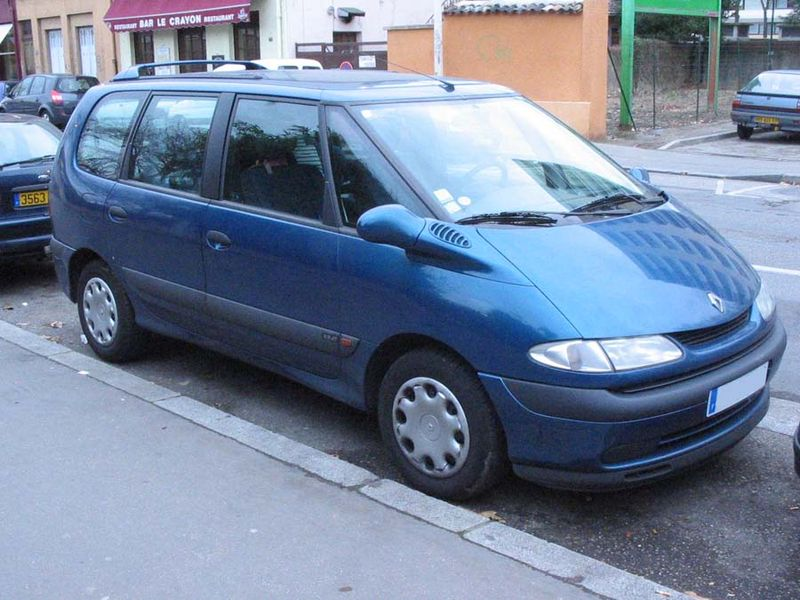 1989 renault espace 2 2 related infomation specifications weili automotive network. Black Bedroom Furniture Sets. Home Design Ideas