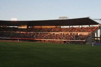 Estadio Monclova lleno