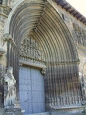 Estella - Iglesia Santo Sepulcro 04.jpg
