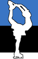 Estonia figure skater pictogram.png