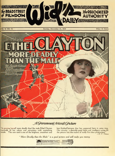 <i>More Deadly Than the Male</i> 1919 film by Robert G. Vignola