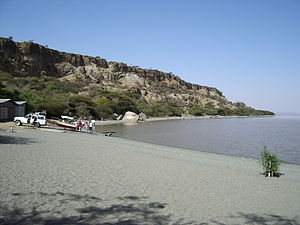 Lake Langano - Image: Ethiopia Lake Langano