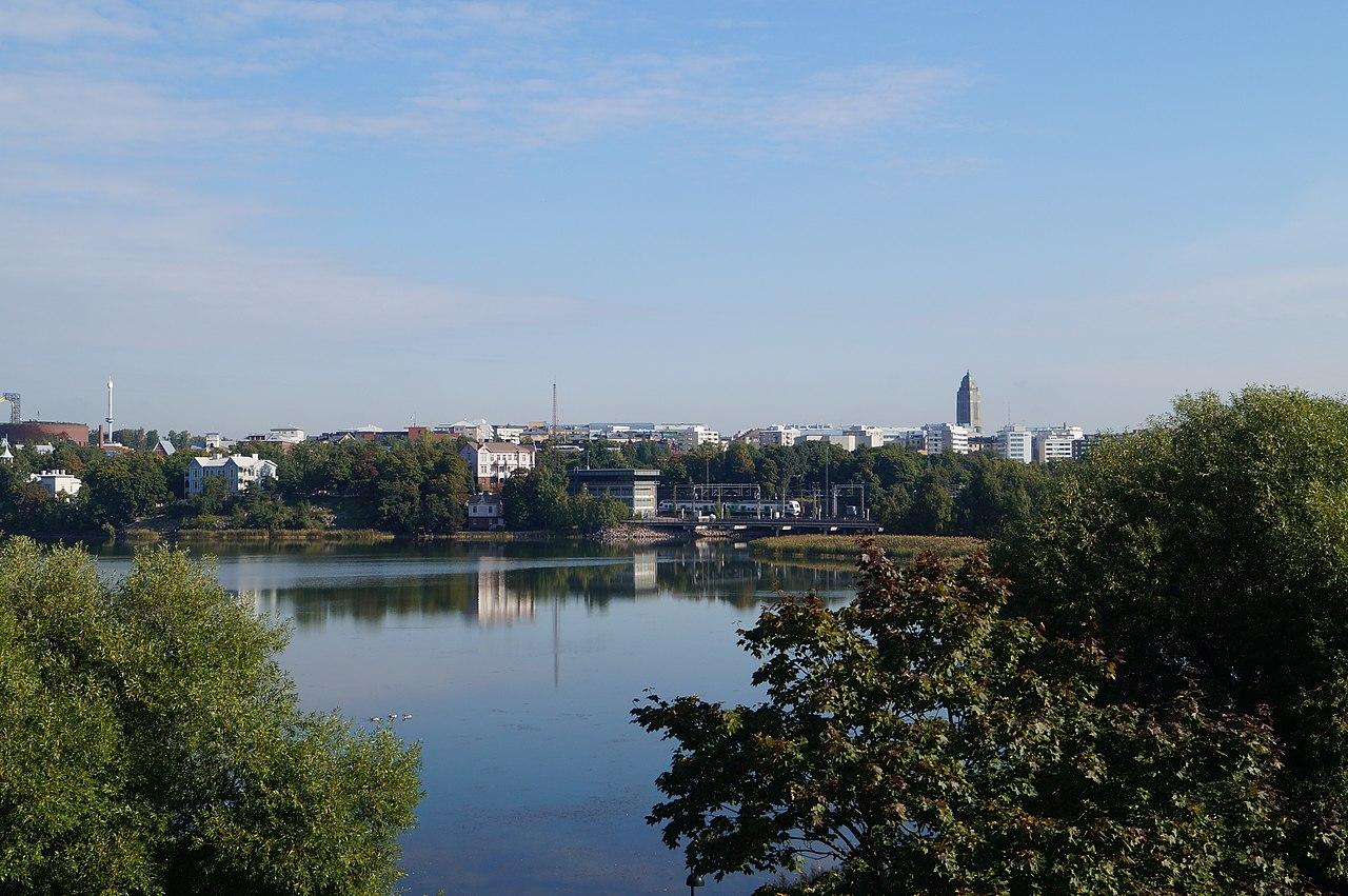 Helsinki Töölö