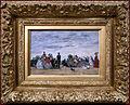 Eugéne boudin, la spiaggia di trouville, 1865.JPG