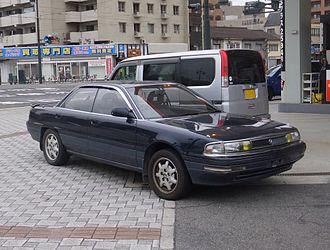 Eunos (automobile) - Image: Eunos 300 20150114