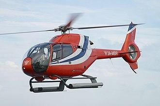 Eurocopter EC120 Colibri - EC120B