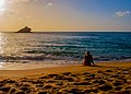 Evening on Eden Beach, Hawksbill Bay, Antigua.jpg