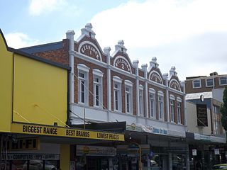 Exchange Building, Toowoomba