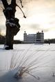 Exteriörbilder. Vinter - Skoklosters slott - 86483.tif
