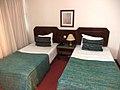 Fátima, hotel Lux Mundi, room.jpg