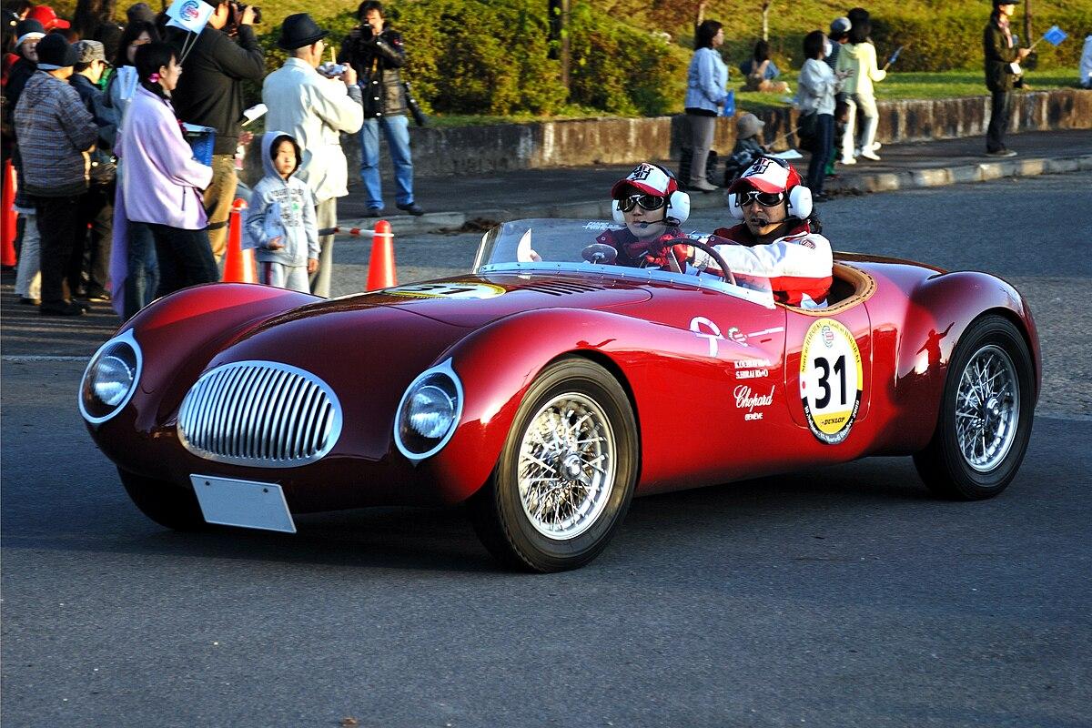 Alfa Romeo Sport >> Carrozzeria Colli - Wikipedia