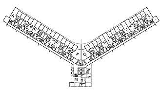 FOCSA Building - Image: FOCSA BUILDING FLOOR PLAN