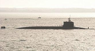 Strategic Oceanic Force - L'Inflexible