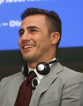 Cannavaro in november 2011.