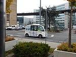 Fahrerlose Shuttlebusse am Flughafen Frankfurt im Test 07.jpg