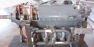Ranger L-440 - A 6-440C cutaway