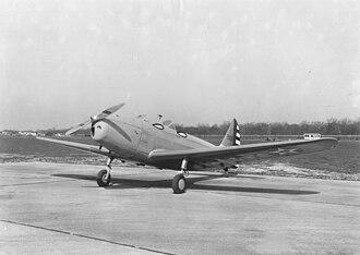 Robert S. Johnson - Fairchild PT-19 trainer