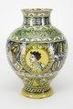 Fajans, apotekkärl, 1617 - Hallwylska museet - 90456.tif