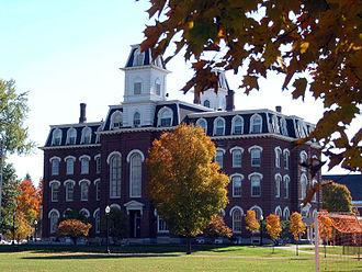 Vermont College of Fine Arts - Vermont College of Fine Arts, Montpelier, Vermont