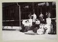 Familjen von Hallwyl på Ljusne 1895. Gruppbild - Hallwylska museet - 106644.tif