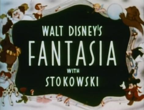 Fantasia theatrical trailer