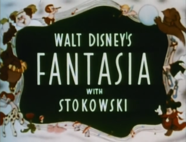 Fantasia theatrical trailer