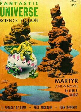 Fantastic universe 195701