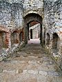 Farnham Castle Keep Entrance.jpg