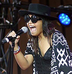 Fefe Dobson ai MuchMusic Video Awards del 2007