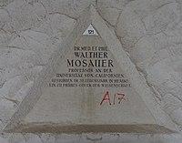 Feuerhalle Simmering - Arkadenhof (Abteilung ALI) - Walther Mosauer 02.jpg