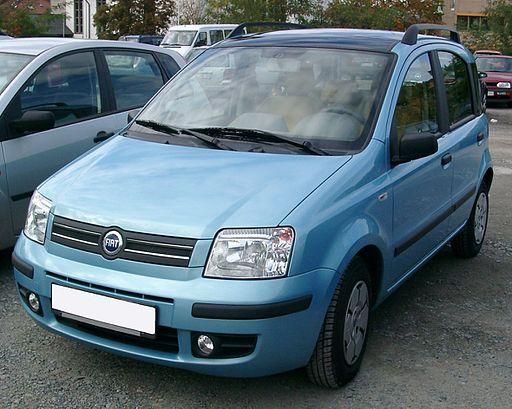 Fiat Panda front 20070926