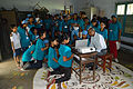First Aid and Emergency Management Session - Summer Camp - Nisana Foundation - Sibpur BE College Model High School - Howrah 2013-06-08 9203.JPG
