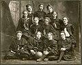 First Seattle High School girls basketball team, 1900 (MOHAI 11126).jpg