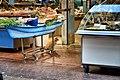 Fish shop visitor, Paris May 2014.jpg