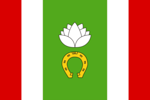 Molzhaninovsky District - Image: Flag of Molzhaninovskoe (municipality in Moscow)