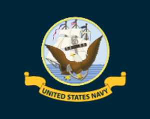 Special reconnaissance - Image: Flag of the United States Navy