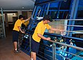 Flickr - Official U.S. Navy Imagery - Sailors wash windows..jpg