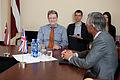 Flickr - Saeima - Atis Lejiņš tiekas ar Lielbritānijas un Ziemeļīrijas Apvienotās Karalistes vēstnieku.jpg
