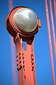 Floodlight on the Golden Gate bridge in San Francisco 109.jpg