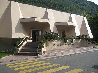 Fondation Pierre Gianadda - Image: Fondation Gianadda