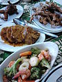 Food from Everybody's Cafe in the City of San Fernando, Pampanga, Philippines.jpg
