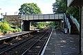 Footbridge, Chirk railway station (geograph 4024234).jpg