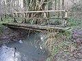 Footbridge over Ardingly Brook - geograph.org.uk - 1622119.jpg