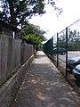 Footpath by Clays Ltd - geograph.org.uk - 2065770.jpg