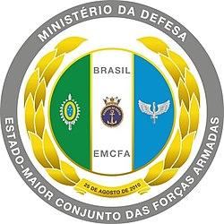 Resultado de imagem para Comando Conjunto da Forças Armadas